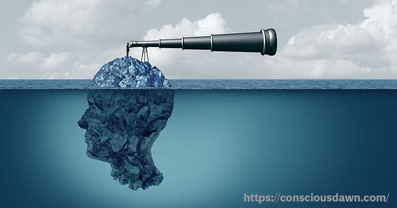 潜在意識は氷山の一角
