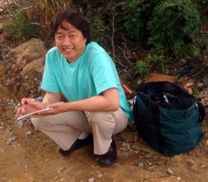 森田健氏の写真