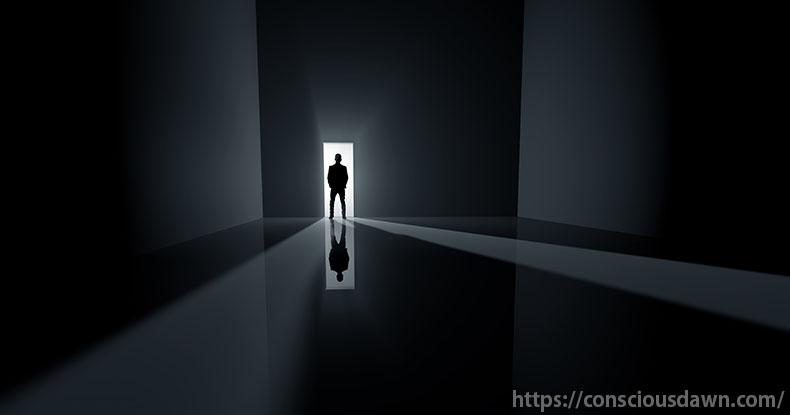 別世界への扉