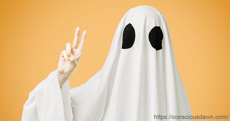 幽霊が怖いを克服するには?