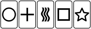 ESPカード(ゼナーカード)